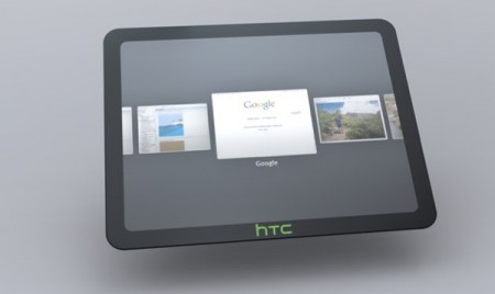 HTC Scribe: il tablet Android con Nvidia Tegra 2?