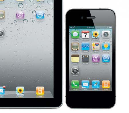 iPhone 5 e iPad 2 senza pulsante home?