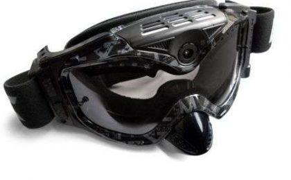 Maschera/Videocamera Full HD Liquid Image Impact: per sportivi estremi!