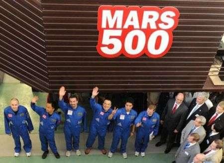 Simulazione viaggio su Marte: lo sbarco virtuale è prossimo