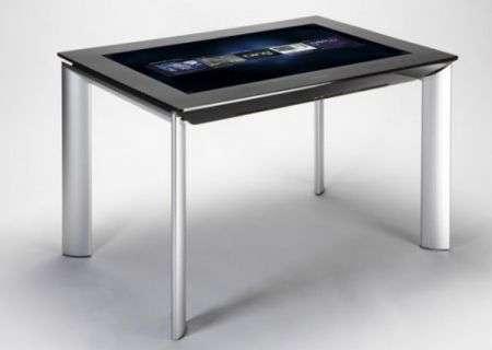 CES 2011: Microsoft Surface 2, il nuovo tavolo computer touchscreen