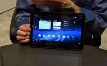 Motorola Xoom prezzo alto per il tablet Android