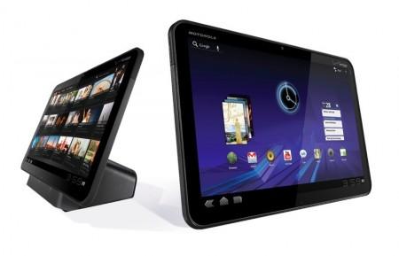 Tablet Android Motorola Xoom: si parte con 800.000 unità