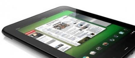 Tablet HP/Palm Topaz e Opal con WebOS appaiono