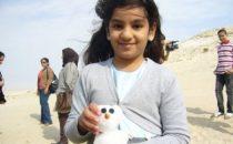 Innovazioni tecnologiche: Panasonic consegna un pupazzo di neve nel deserto