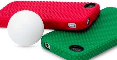 "San Valentino 2011: cover per iPhone ""Racchetta da Ping Pong"""