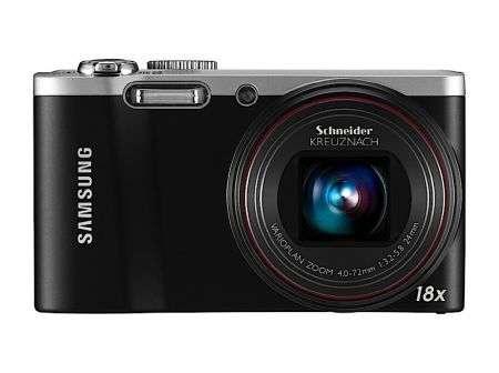 Fotocamera Samsung WB700 con super zoom