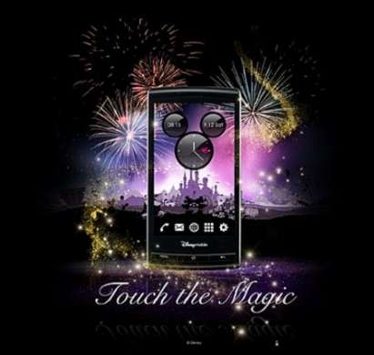 Smartphone Android Disney 3D in arrivo in Giappone