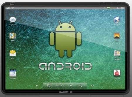 Tablet Android HTC: tre versioni svelate al MWC 2011?
