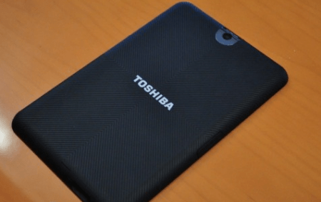 Tablet Android HoneyComb anche da Toshiba, al CES ovviamente