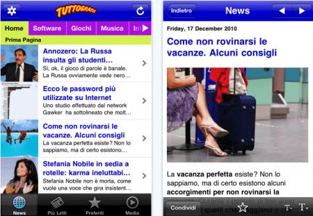 tuttogratis app iphone
