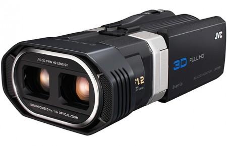 Videocamera 3D JVC TD1: ottima qualità a buon prezzo