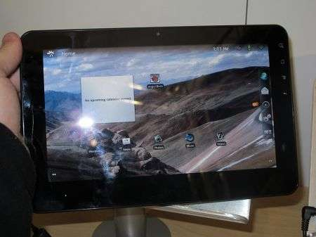 Tablet Android ViewSonic ViewPad 10s