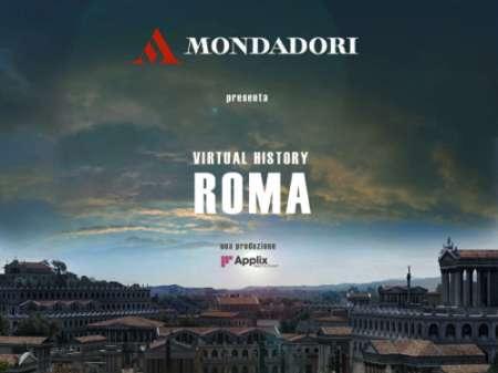 Applicazioni iPad: Virtual History per esplorare Roma in 3D