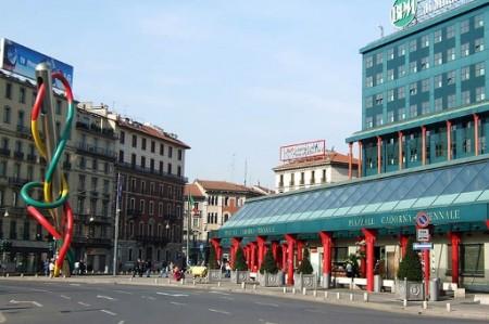 Wi-Fi libero e gratis a Milano piazza Cadorna con Wired e Green Geek