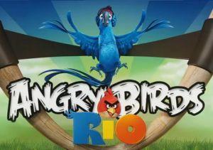 Angry Birds Rio con un contenuto sbloccabile durante il Super Bowl