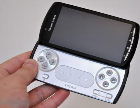 Sony Ericsson Xperia Play PSP phone