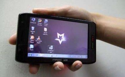 Tablet Windows 7 Magix W3: un super smartphone