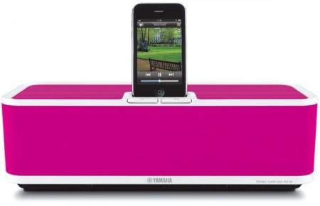 San Valentino 2011: dock iPhone Yamaha con sconto speciale su Amazon