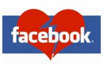 Applicazione Facebook che avverte su chi diventa single