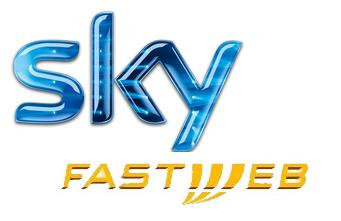 Offerta Sky-Fastweb Home Pack: Internet banda larga e tv satellitare insieme