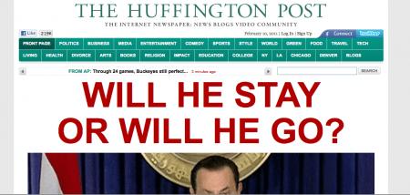 Huffington Post acquistato da 315 milioni da Aol, record per un blog