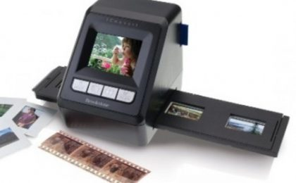 Scanner negativi fotografici e diapositive iConvert