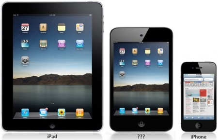iPad Nano da 6 pollici in arrivo?
