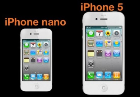 iPhone 5: lo schermo passa a 4 pollici?
