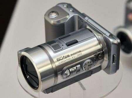 Fotocamera JVC PX1: una ibrida con Full HD a 60fps!