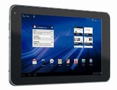 Tablet Android LG G-Slate con schermo 3D, la scheda tecnica