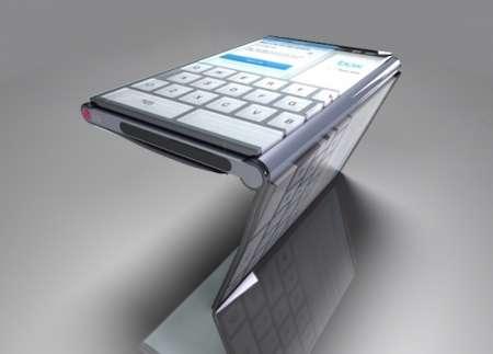 Smartphone LG Triptych può diventare un tablet, ecco il concept
