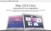 Mac OSX 10.7 Lion: le funzionalità mostrate in anteprima