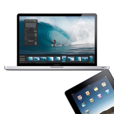 iPad 2 con Lightpeak il 2 Marzo insieme a nuovi Macbook Pro