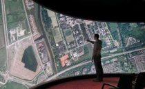 Touch Screen da 10 metri e 3D senza occhiali da 200!