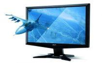 Monitor Acer 3D in arrivo, ecco scheda tecnica e prezzo!