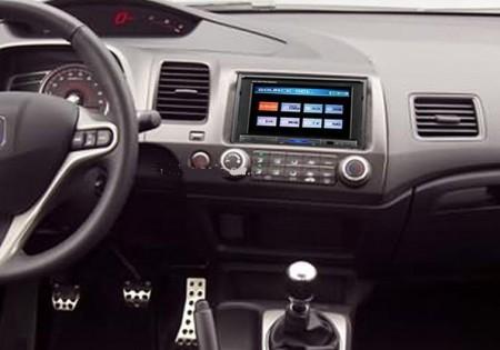 navigatore gps integrato auto
