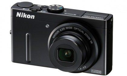 Fotocamera Nikon P300 con video in full HD e HDR