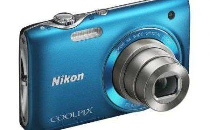 Fotocamere Nikon Coolpix Serie S: con LCD Clear Color e HD