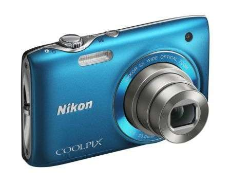 Fotocamere Nikon Coolpix Serie S: con LCD Clear Color e HD
