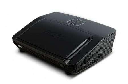 Proiettore Acer U5200, ideale per piccole stanze