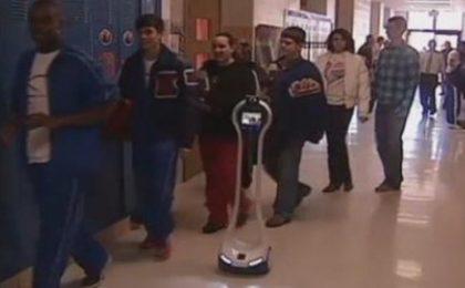 """Robot """"avatar"""" di uno studente, ecco la telepresenza"""
