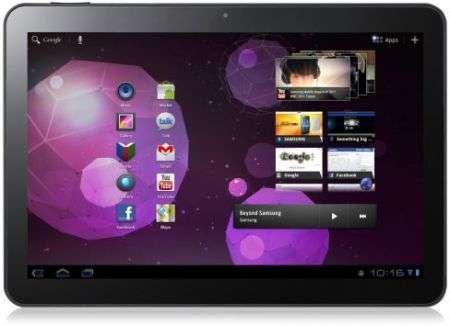 Samsung Galaxy 10.1 scheda tecnica del tablet Android