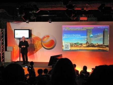 MWC 2011: Sony Ericsson Xperia Pro, Neo, Play e Arc