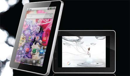 Tablet Android Enspert: clone Galaxy Tab, prezzo e scheda tecnica