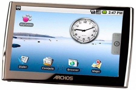 tablet archos android