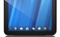 Tablet HP TouchPad con WebOS: la scheda tecnica ufficiale