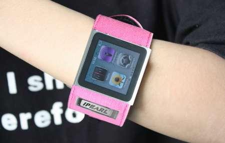 San Valentino 2011: il cinturino da polso iPod glamour di IHR