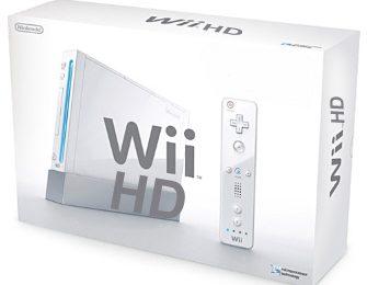 Nintendo Wii 2 con supporto HD per Natale 2011