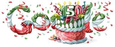 150° anniversario dell'Unità d'Italia: Google e il web festeggiano
